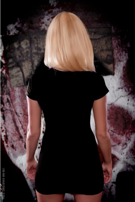 "Women-Shirt ""The Sign"" Black - Size: S"